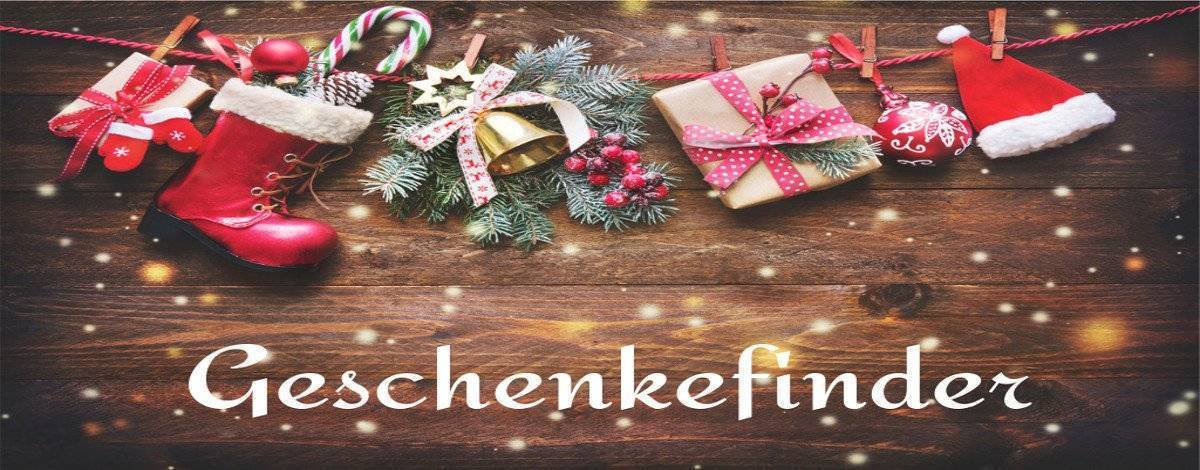 Geschenkefinder-Weihnachten
