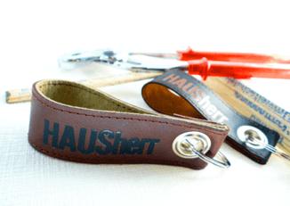 Schlüsselanhänger für Hausherren