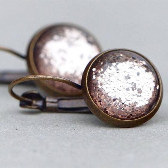 ohrringe-glamour-funkelnd-leuchtend-glitter-bronze-2