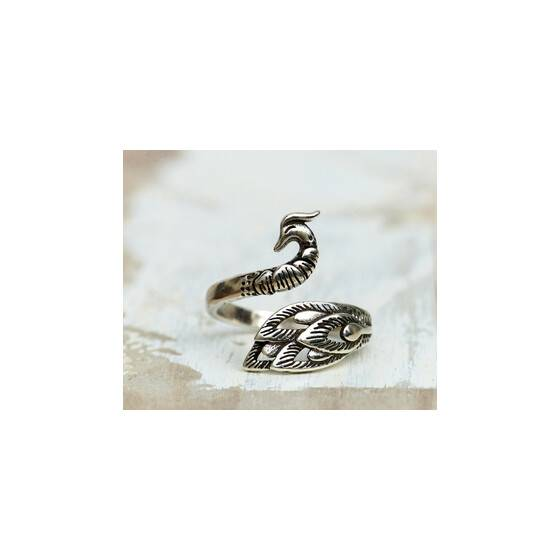 pfau-ring-aus-925er-silber