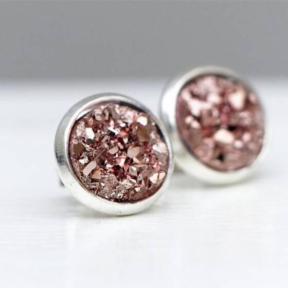 silber-ohrstecker-druzy-rose-vaux-druzy-rosa-2
