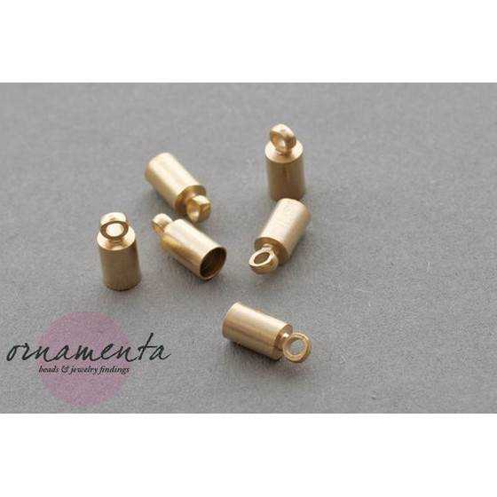 8stk-4x9mm-messing-light-gold-endkappen-material-zur-schmuckherstellung